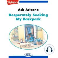 Desperately Seeking My Backpack