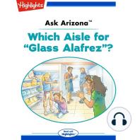 "Which Aisle for ""Glass Alafrez""?"
