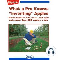 """Inventing Apples"""