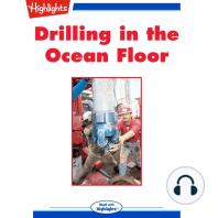 Drilling in the Ocean Floor