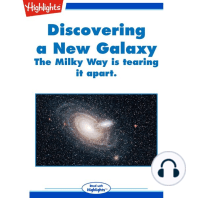 Discovering a New Galaxy