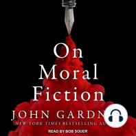 On Moral Fiction