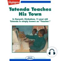 Tatenda Teaches His Town