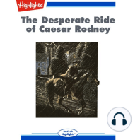 The Desperate Ride of Caesar Rodney