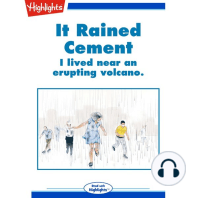 It Rained Cement