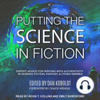 Putting the Science in Fiction