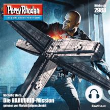 """Perry Rhodan 2988: Die HARUURID-Mission: Perry Rhodan-Zyklus """"Genesis"""""""