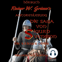 Die Saga von Sigurd Svensson Band 2 Die Krie(4061798160129)