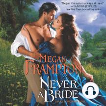 Never a Bride: A Duke's Daughters Novel