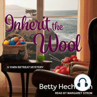 Inherit the Wool: A Yarn Retreat Mystery