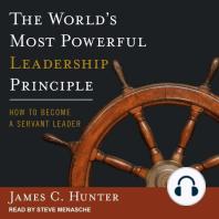 The World's Most Powerful Leadership Principle