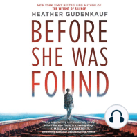 Before She Was Found