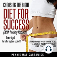 Choosing the Right Diet for Success