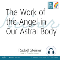 The Work of the Angel on our Astral Body