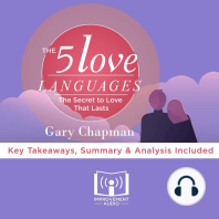 The 5 Love Languages by Gary Chapman