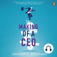 Making of a CEO