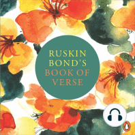 Ruskin Bond's Book Of Verse