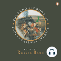 The Penguin Book Of Indian Railways Story