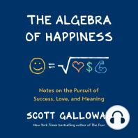 The Algebra of Happiness
