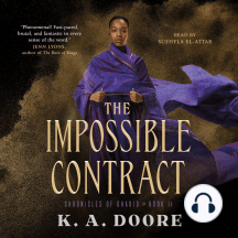 The Impossible Contract: Chronicles of Ghadid, Book 2