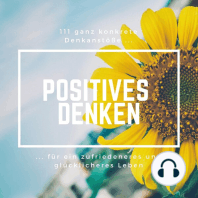 Positives Denken