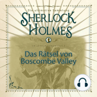 Sherlock Holmes, Das Rätsel von Boscombe Valley