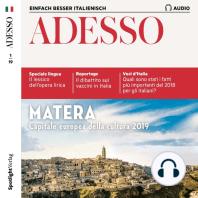 Italienisch lernen Audio - Matera