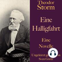 Theodor Storm: Eine Halligfahrt: Eine Novelle. Ungekürzt gelesen.