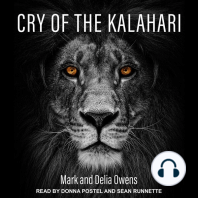 Cry of the Kalahari