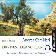 Das Nest der Schlangen - Commissario Montalbano ringt um Fassung