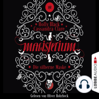 Die silberne Maske - Magisterium, Teil 4