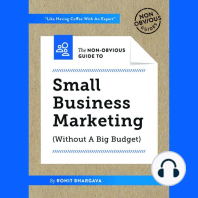 Non-Obvious Guide To Marketing Your Small Business