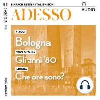 Italienisch lernen Audio - Bologna