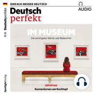 Deutsch lernen Audio - Im Museum