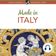 Made in Italy: A Shopper's Guide to Italy's Best Artisanal Traditions, from Murano Glass to Ceramics, Jewelry, Leather Goods, and More