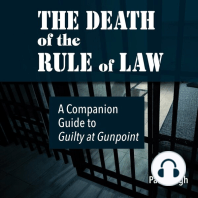 The Death of the Rule of Law