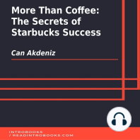 More Than Coffee: The Secrets of Starbucks Success