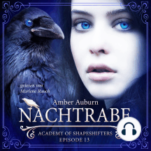 Nachtrabe, Episode 13 - Fantasy-Serie: Academy of Shapeshifters
