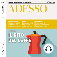 Italienisch lernen Audio - Der Espresso
