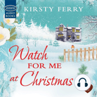 Watch for me at Christmas