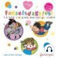 Fødselsdagsfest i Astrid Lindgrens eventyrlige verden