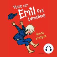 Thomas Winding læser Mere om Emil fra Lønneberg