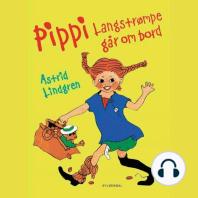 Thomas Winding læser Pippi Langstrømpe går om bord