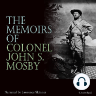 The Memoirs of Colonel John S. Mosby