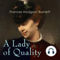A Lady of Quality