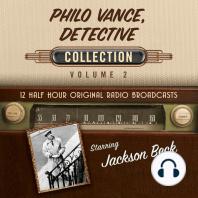 Philo Vance, Detective, Collection, Volume 2