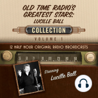 Old-Time Radio's Greatest Stars