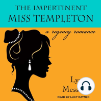 The Impertinent Miss Templeton