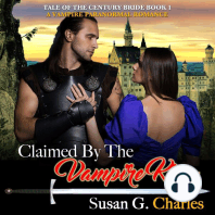 Claimed by the Vampire King - Book 1