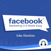 Facebook Marketing Made Easy: Making 3.0 Made Easy